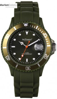 InTimes IT-044 Olive Green