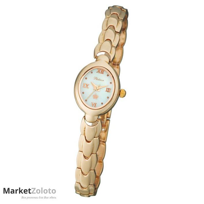 Золотые часы с браслетом женские и цены 585 цены
